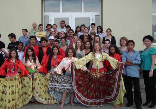 Arad Rumänien studienrichtung erziehungshilfen besucht universität