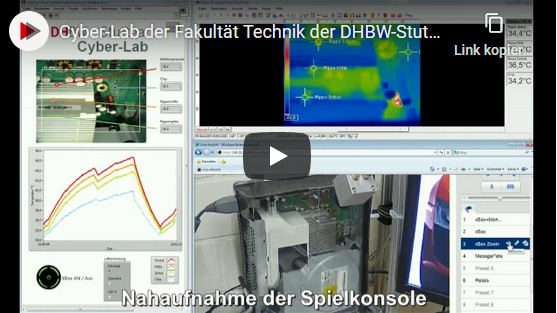 "zu dem YouTube-Video ""Laborversuch im Cyber-Lab"""